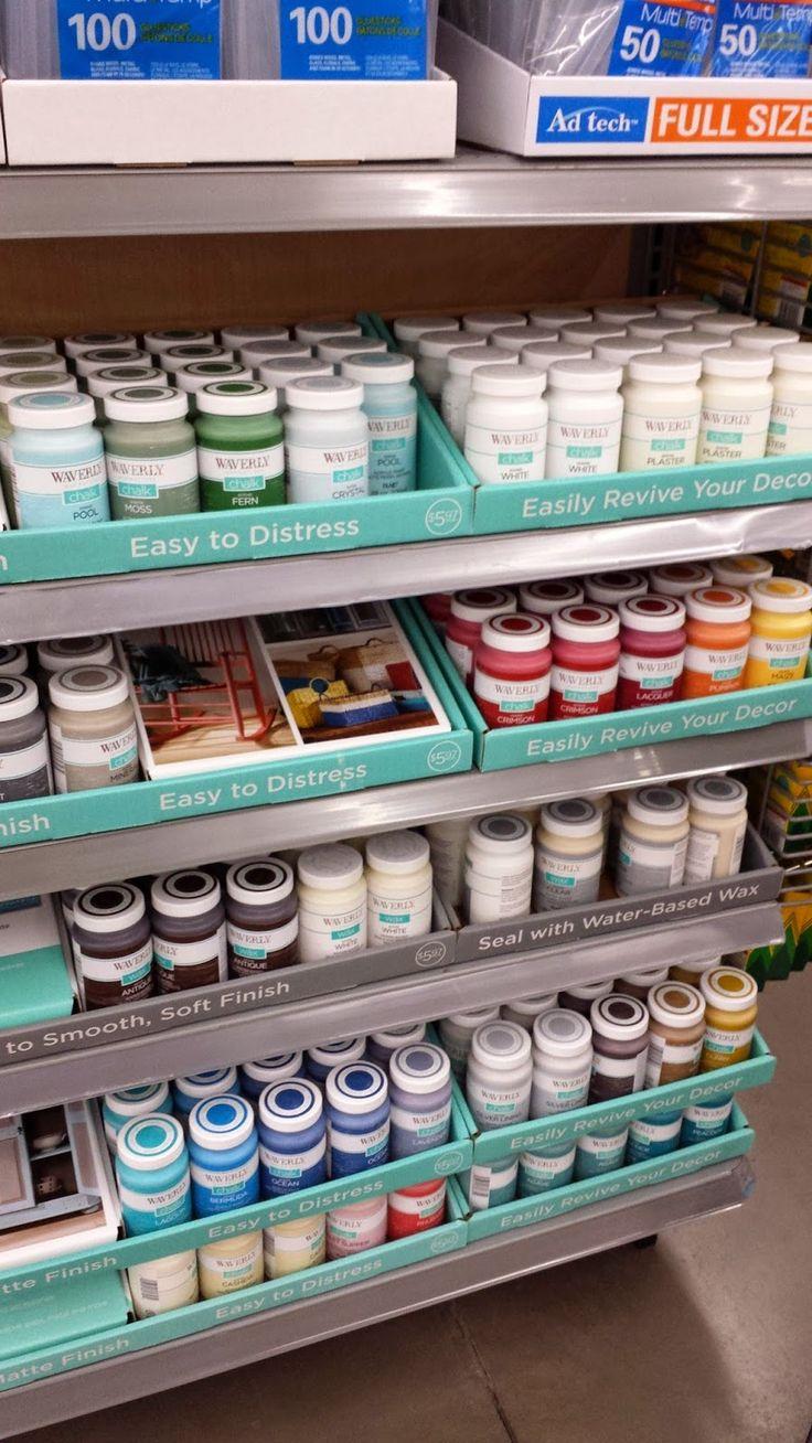 17 Best images about Waverly Chalk paint on Pinterest ...