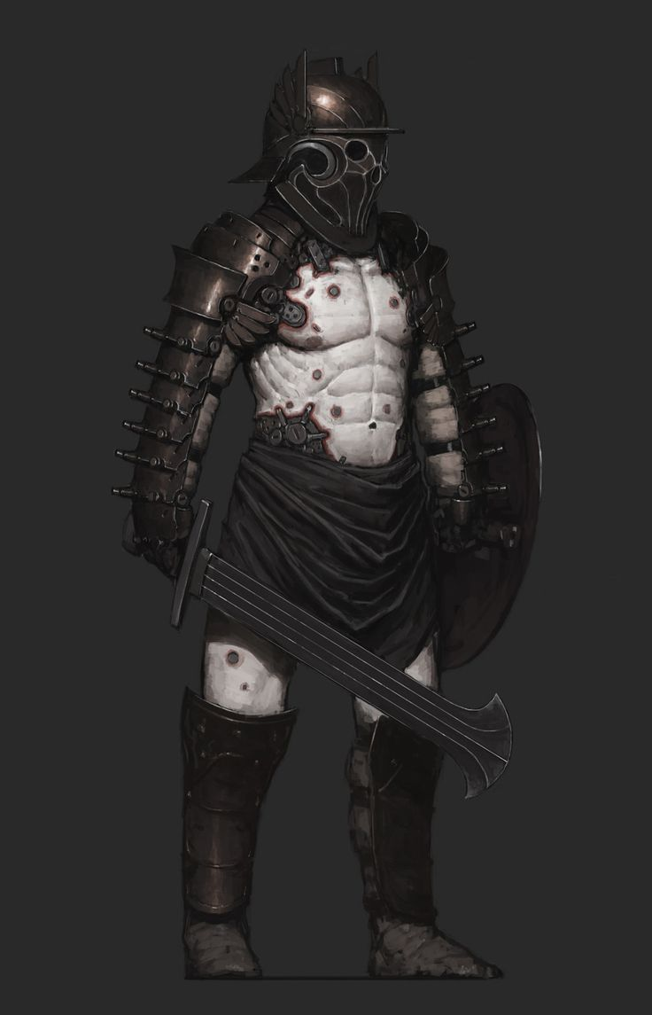 Character Design Challenge Gladiator : Best sci fi characters images on pinterest