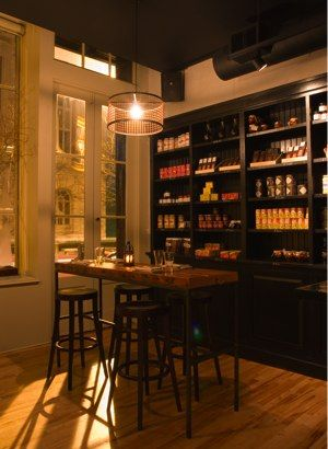 Amada Restaurant, Philadelphia