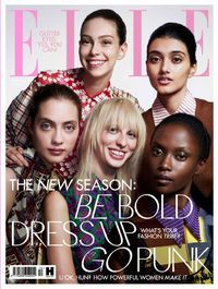 February 01, 2018 issue of Elle UK. Available now at WCL via rbDigital.