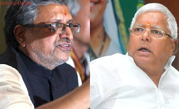 End of road for Lalu Prasad Yadav in politics: Sushil Kumar Modi