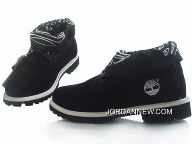 http://www.jordannew.com/cheap-timberland-men-roll-top-boots-black-white-best-xmzgtj.html CHEAP TIMBERLAND MEN ROLL TOP BOOTS BLACK WHITE BEST XMZGTJ Only $104.81 , Free Shipping!