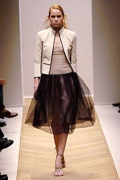 Akris Spring 2005 Ready-to-Wear Fashion Show - Arina (WOMEN)