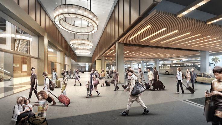 Comienza construcción Terminal de Cruceros de Royal Caribbean en Miami.