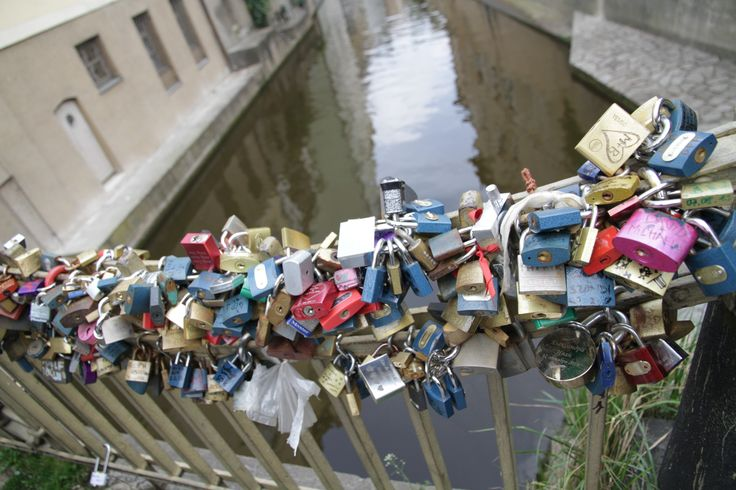 Lock your heart and stay together