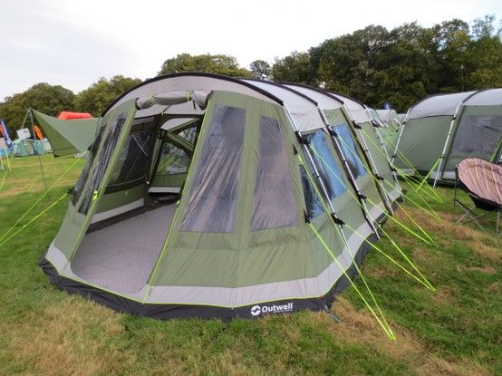 Outwell Montana 6P - Possibly the most successful family tent on the market. & 15 best Camping tents images on Pinterest | Tent Tents and Family ...