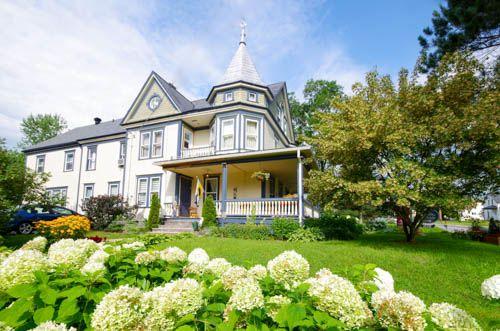 Gite auberge Les caprices de Victoria a Sutton dans les Cantons de l Est en Estrie Quebec