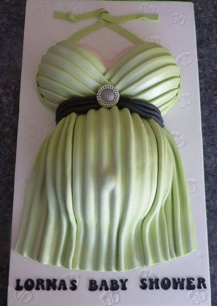 Baby Bump Cake by Kazmick