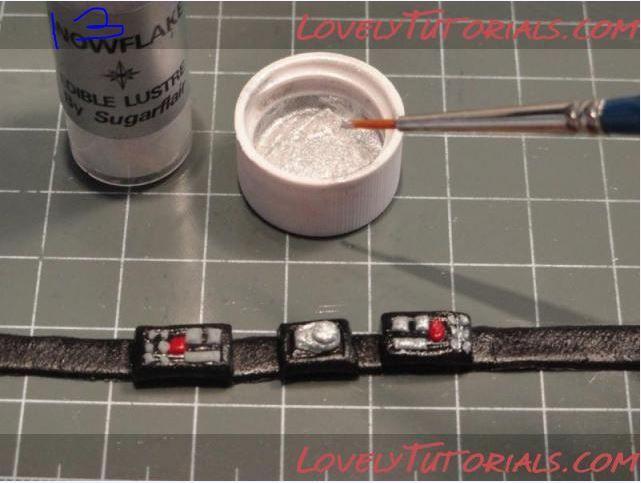 Etape 13- ceinture