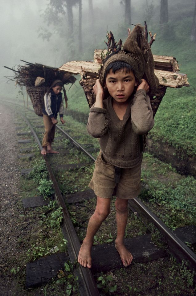 Bangladesh - 215 million children are still labouring to survive and more than half of these are exposed to the worst forms of child labour, including slavery and involvement in armed conflict.