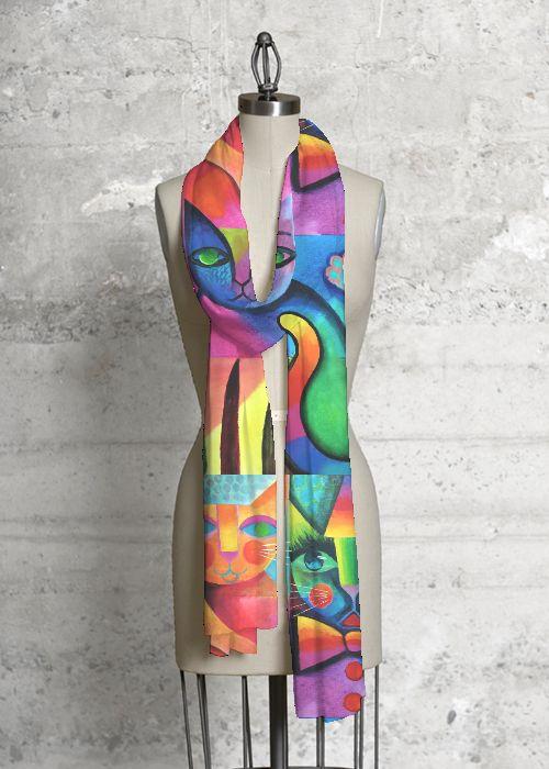 Wrap Pure - Arc-en Acrylique Verser Par Vida Vida H1TJd1t
