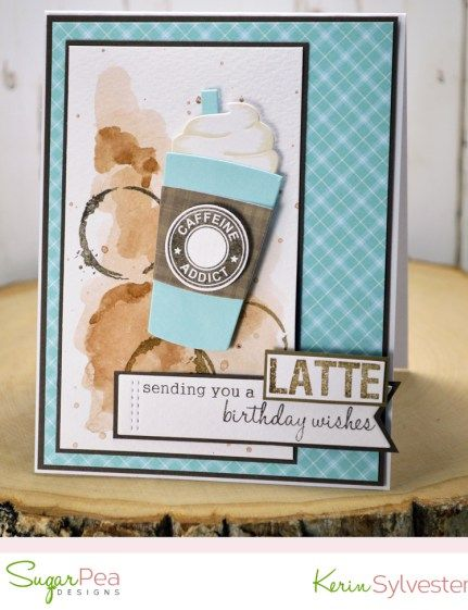 Crafty Christmas SALEabration Day 3 | SugarPea Designs Clear Stamps