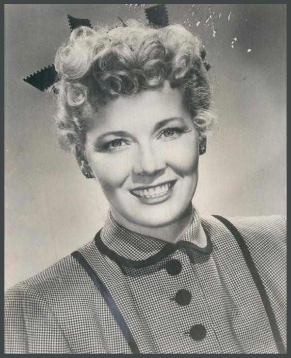 Penny SINGLETON (September 15,1908 -November 12, 2003)