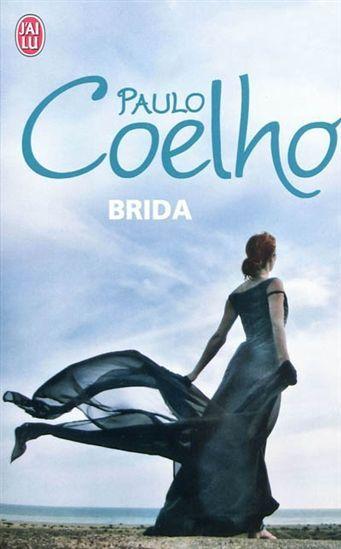 Brida - Paulo COELHO -  Brida est une jeune Irlandaise aux pouvoirs surnaturels qui se lance dans une quête effrénée de sagesse et de magie. Des personnages envoûtants, sages, magiciens et autres êtres mystérieux l'aideront à découvrir le monde qui l'entoure tout en se découvrant elle-même. Un roman sur la recherche de soi, les mystères de la vie, l'amour, le désir, la fidélité et la communication.