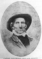 Jack Hinson was a plantation owner and father of 10 from Dover, Tennessee who initially opposed secession and even hosted Grant in his home. Then two of his civilian sons were accused of being guerrillas by Federal troops, were executed, and their decapitated heads were stuck on his front gate posts. Jack swore revenge and spent the rest of the war fighting as a lone sniper, killing over 100 Federal soldiers and guerrillas, making him possibly the most effective sniper of the 19th Century.