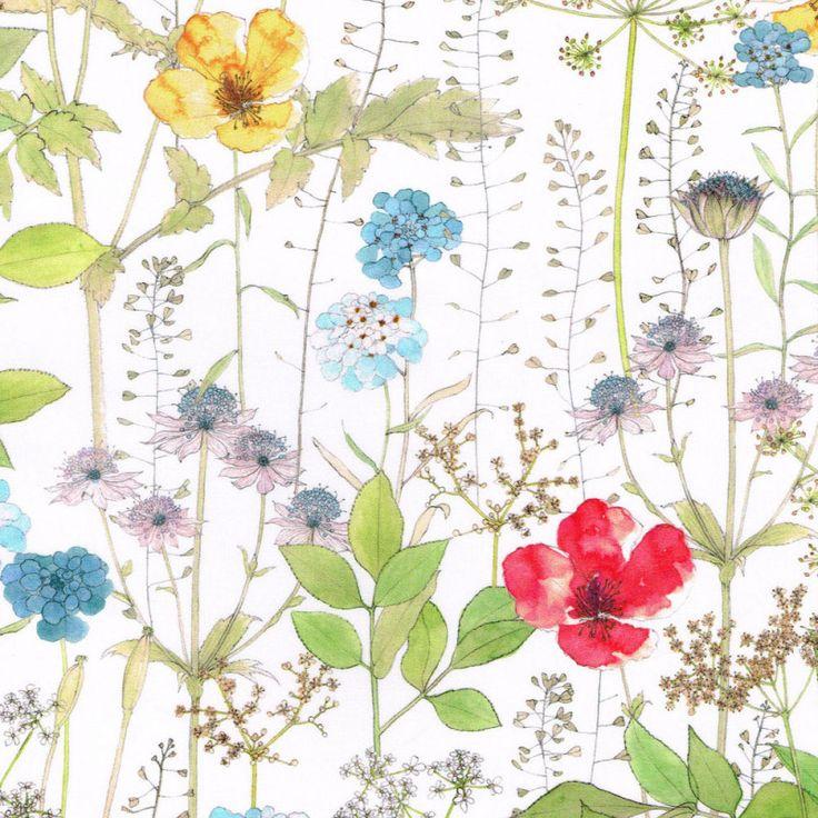 Liberty Tana Lawn Fabric Irma - Alice Caroline - Liberty fabric, patterns, kits and more - Liberty of London fabric online