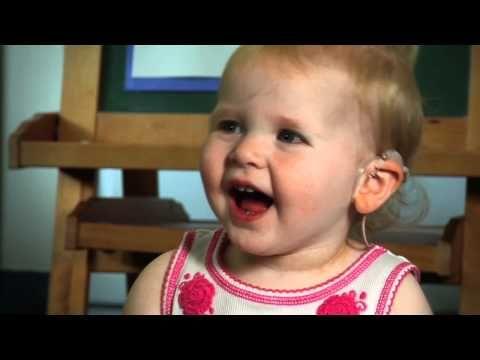 Listen and Talk: Helping Children With Hearing Loss Communicate Thru Spoken Language