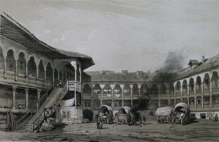 Hanul lui Manuc, 1841