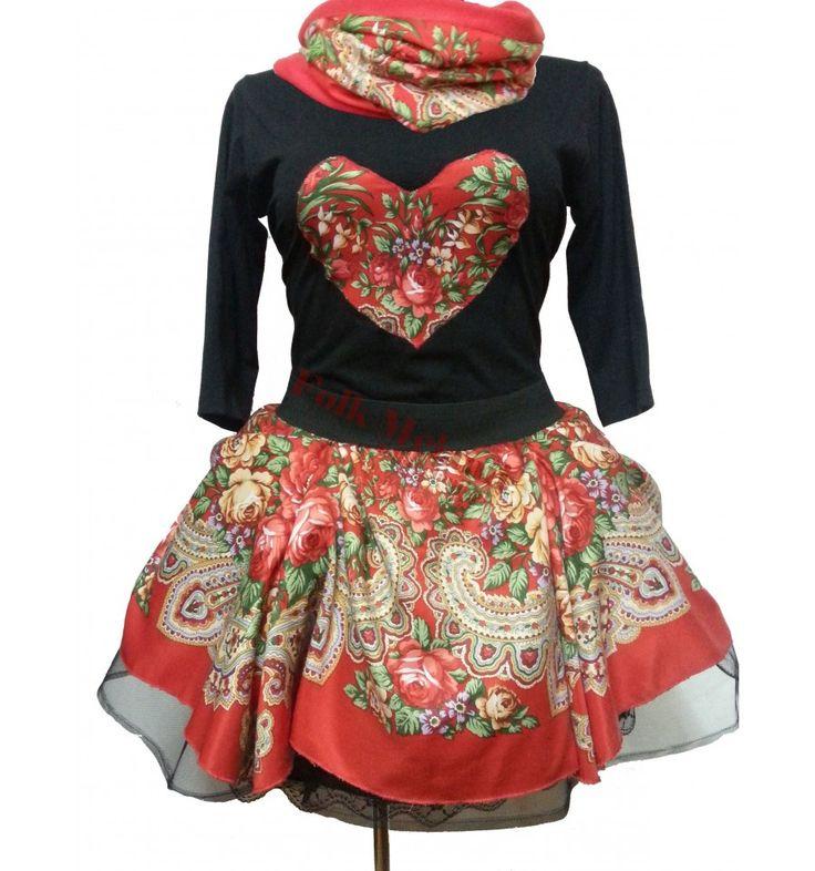 Chcecie być folkowo ubrani