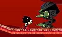 Ultimate Flash Sonic - Juega a juegos en línea gratis en Juegos.com