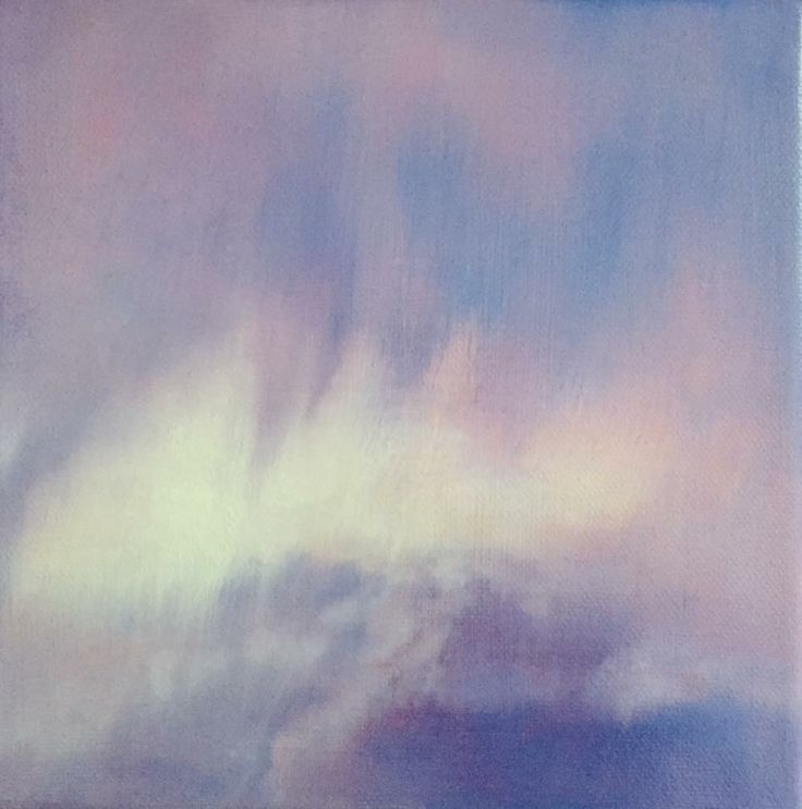 'Rage, rage against the dying of the light' preliminary oil sketch for a larger painting. Photograph from @mathieu_chardonnet.   #cloud painting #oilpainting #belindagriffiths #contemporarynewzealandartist #contemporaryaustralianartist #light #rageagainstthedyingofthelight