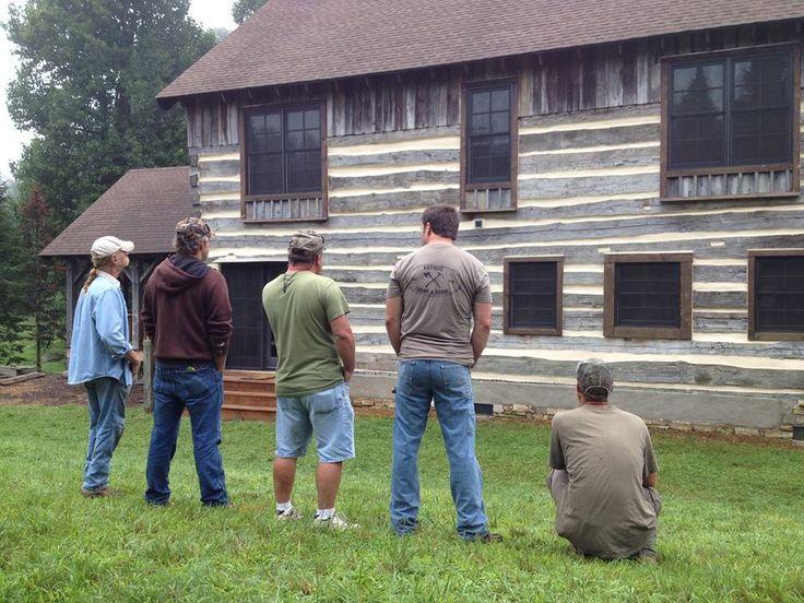 99 best barnwood builders images on pinterest log homes for Barnwood builders