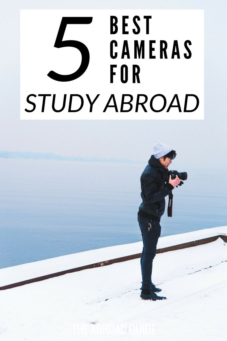 Which cameras are best for studying abroad? Get one of these study abroad-approved cameras before going on your study abroad semester. Includes budget options and the best cameras for beautiful photos from your study abroad semester.