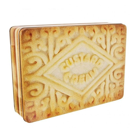 Sweet Treat - Custard Cream Tin