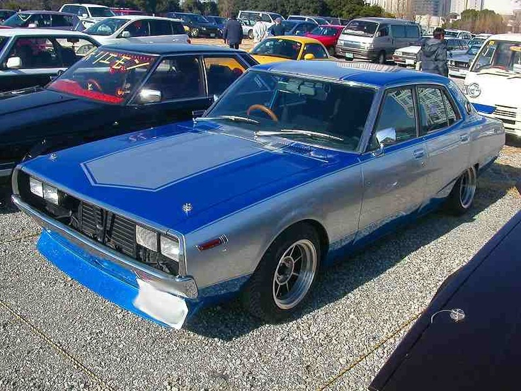 155 best images about Bosozoku Cars Japan on Pinterest ...