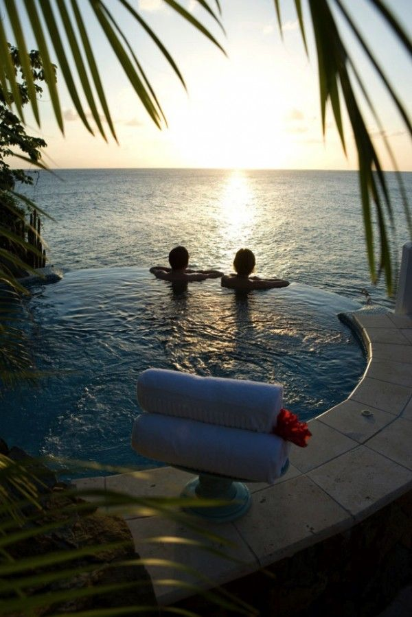 Beach Honeymoon #honeymoon #luxury #destination #rental explore luxuryjacorentals.com