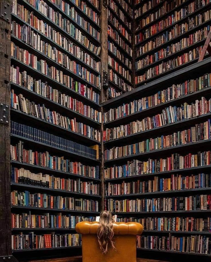 In this room you need nothing more than plenty of hours with all the books – chwimi 취미