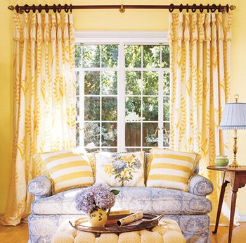17 best ideas about 3 window curtains on pinterest for Professional window treatment patterns