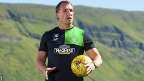 Celtic: Brendan Rodgers holds talks with senior players