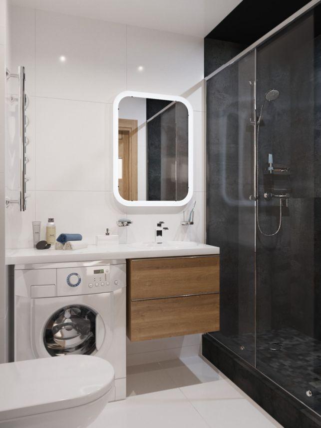 Buget mic si design maxim functional pentru un apartament cu 2 camere- Inspiratie in amenajarea casei - www.povesteacasei.ro