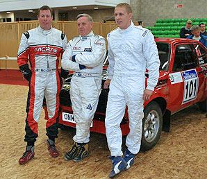 Colin, Jimmy and Alister McRae