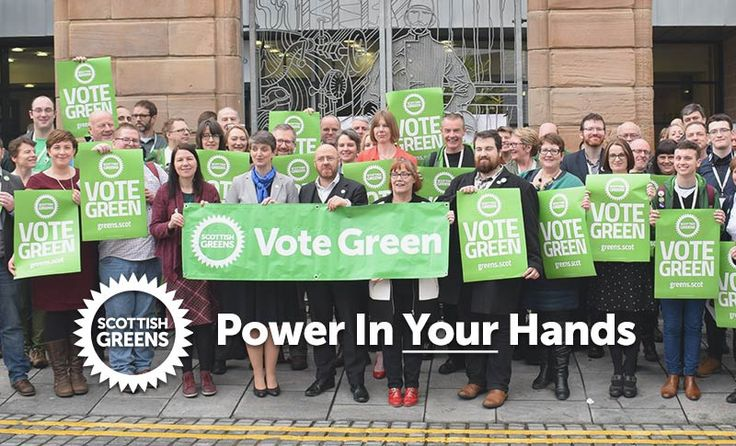 A green msp has slammed the scottish governments