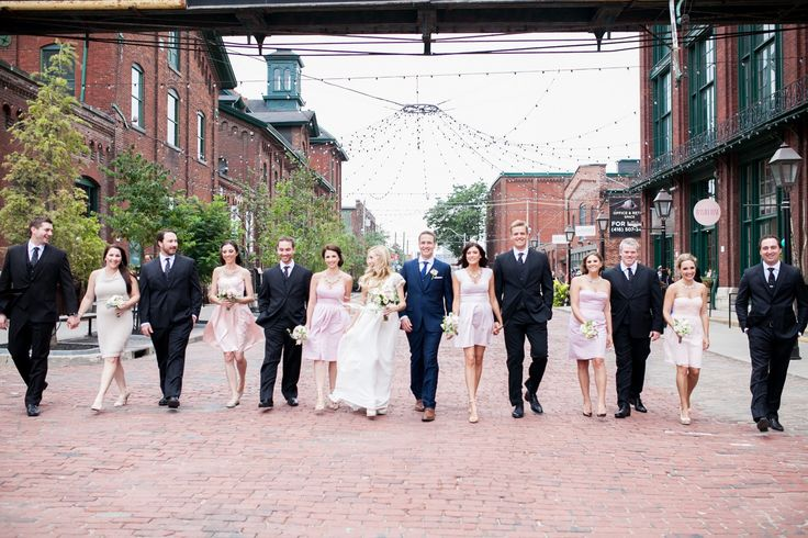 Brittany and Steve's Romantic Wedding at Toronto's Fermenting Cellar