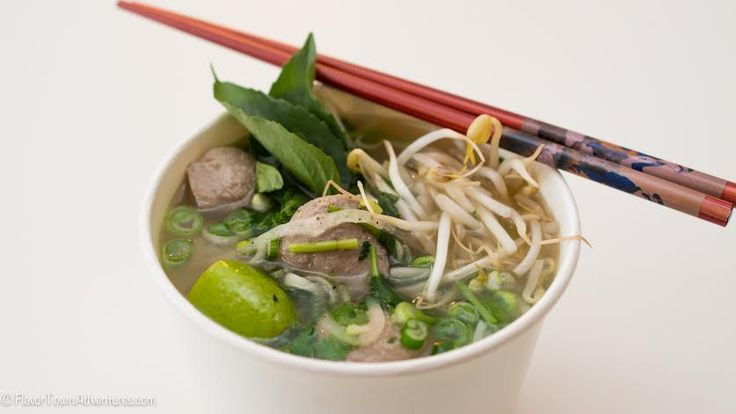 Pho is a Vietnamese dish consisting of rice noodles, broth, herbs and spices, and meat. It is a popular street food that people all over the world have come to love.  Vancouver has tons of Vietnamese restaurants that serve this dish. If you've never had pho, or even if you're the biggest fan, check out these great Vietnamese restaurants.