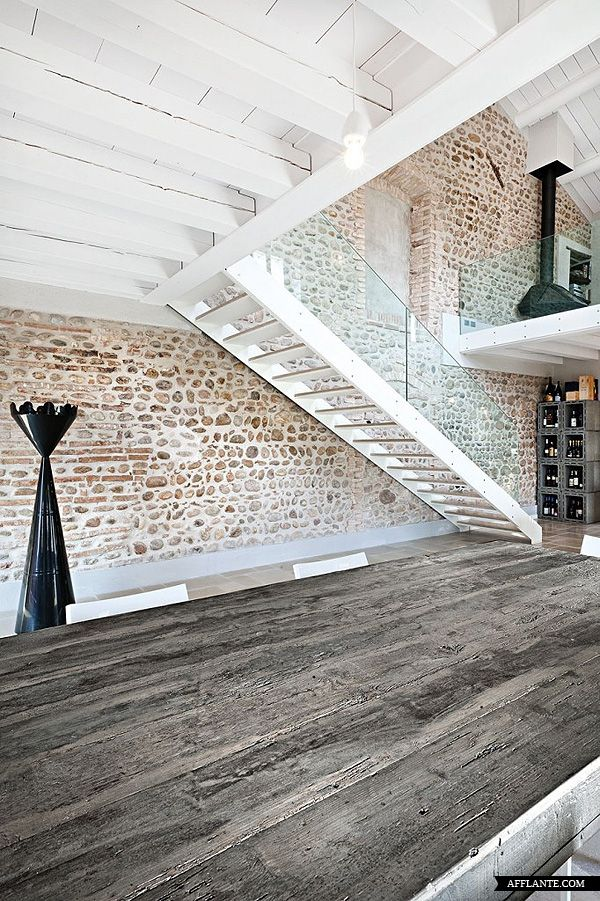 Wonderful Italian Villa Renovation | Afflante.com