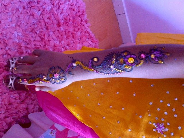 bollywood themed kiddies party