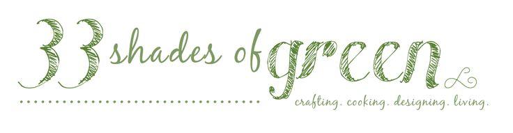 33 tonos de verde