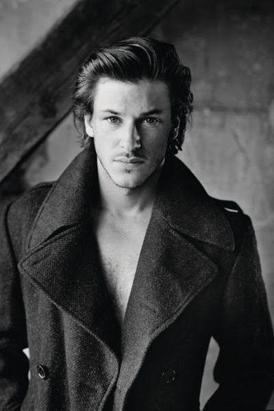 Gaspard Ulliel - French actor from Hannibal Rising. Ou as tu étais mes 20 dernières années?