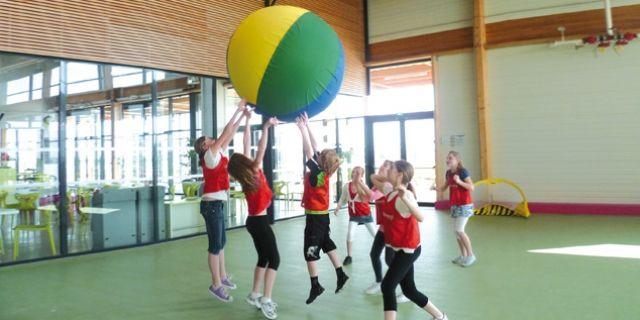 Kin-Ball #oxylane #bordeaux #sport #kinball