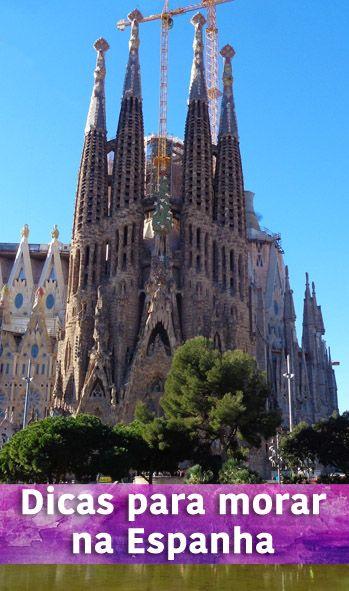 Sagrada Família - Espanha - Dicas para morar na Espanha
