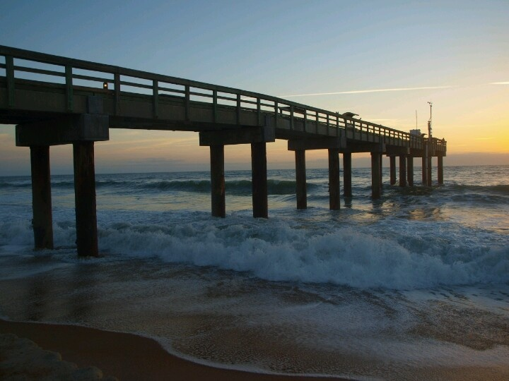 182 best piers images on pinterest england england uk for St augustine fishing pier