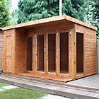 View 12X8;Combi Garden Room Shiplap Timber Summerhouse & Store details