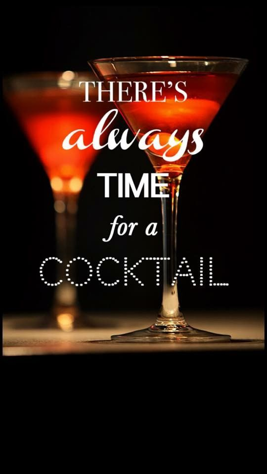 Cocktail quote cocktails pinterest for Cocktail quote