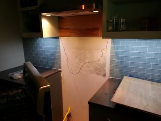 My Son Does Custom Backsplash For Home Or Commercial Kitchens. He Lives In  Austin And