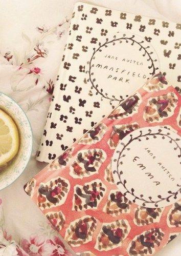 Jane Austen Classic Novels #anthrofave #anthropologie