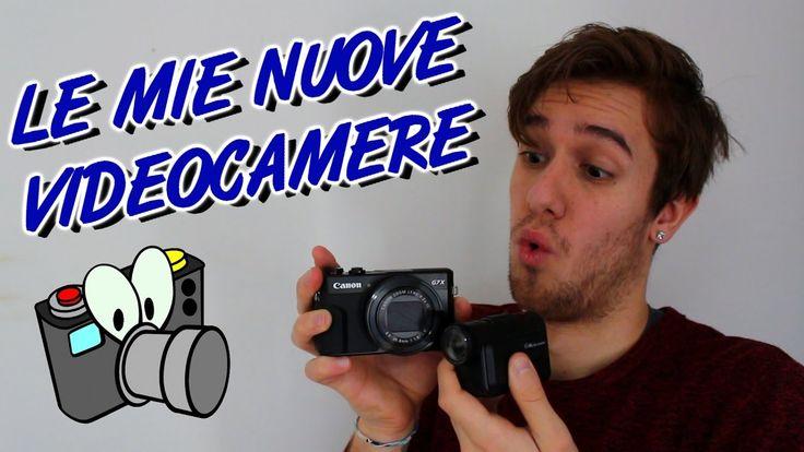 LE MIE NUOVE VIDEOCAMERE [JASON]